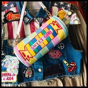 Sweeties crossbody bag!